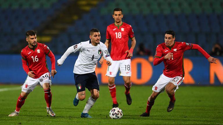 Контузията на Верати от мача с България може да го извади от сблъсъка с Байерн