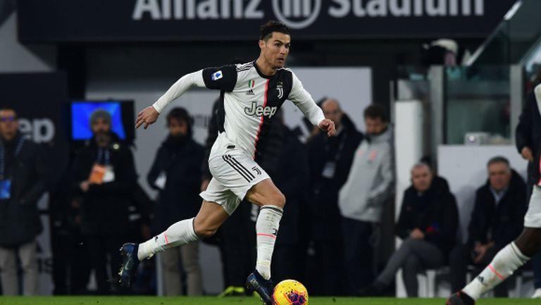 Ювентус задържа Кристиано Роналдо до 2023 г.