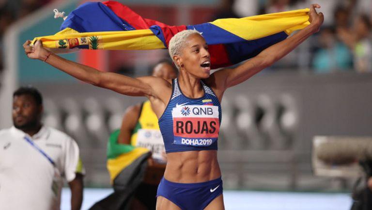 Треньор предрече, че Рохас ще подобри световния рекорд в тройния скок