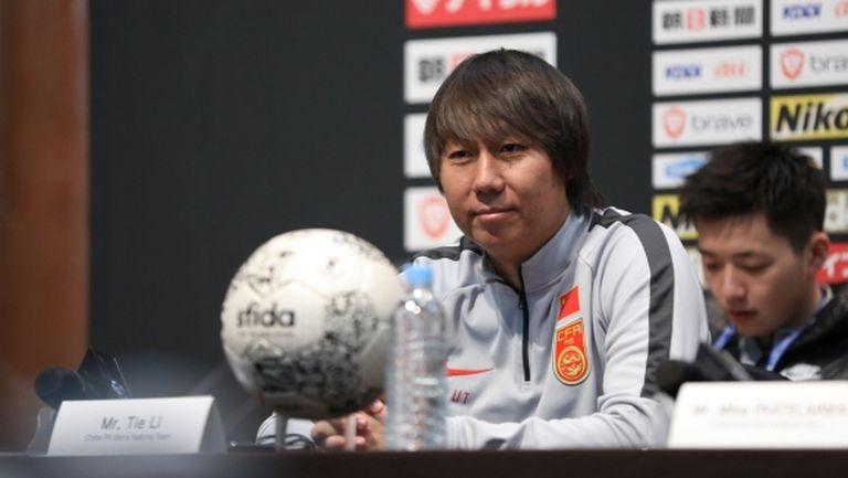 Бивш играч на Евертън стана селекционер на Китай