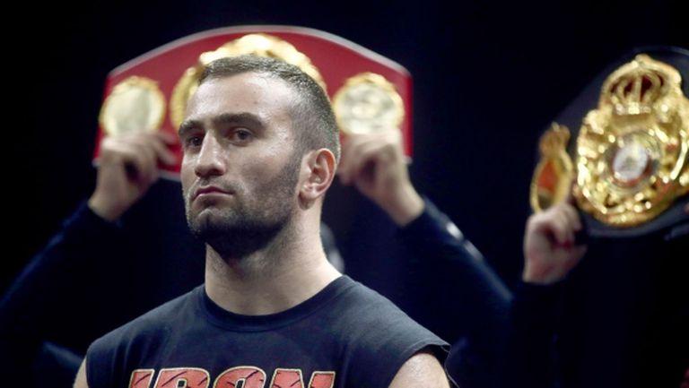 Нова дата за завръщането на Гасиев