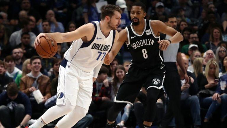 Дончич отказа Бруклин за една част, Далас с десета победа у дома (видео)