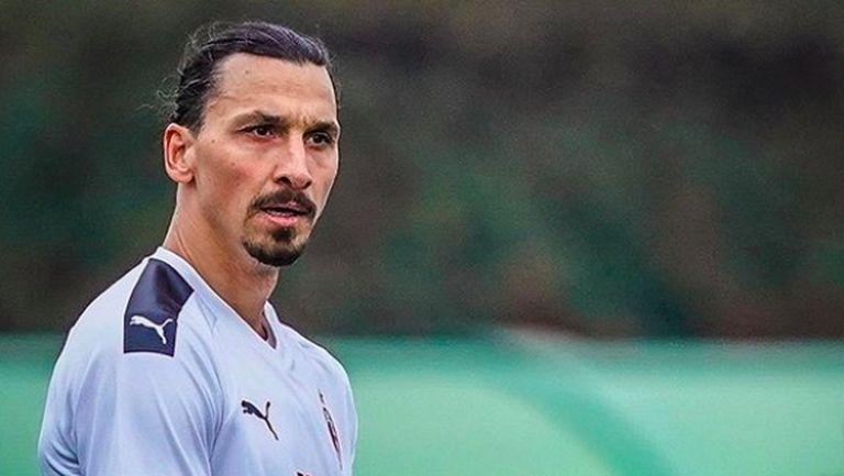 Ибрахимович се завърна с гол и асистенция за Милан