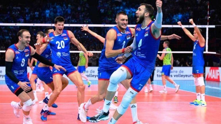 И Сърбия обяви състава за олимпийската квалификация