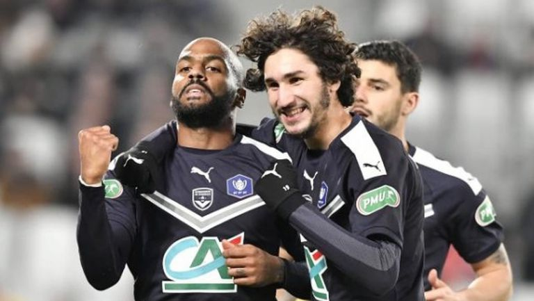 Бордо върви напред за Купата на Франция