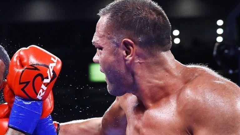 Бари Хърн: Кубрат Пулев е корав боксьор, но... (видео)