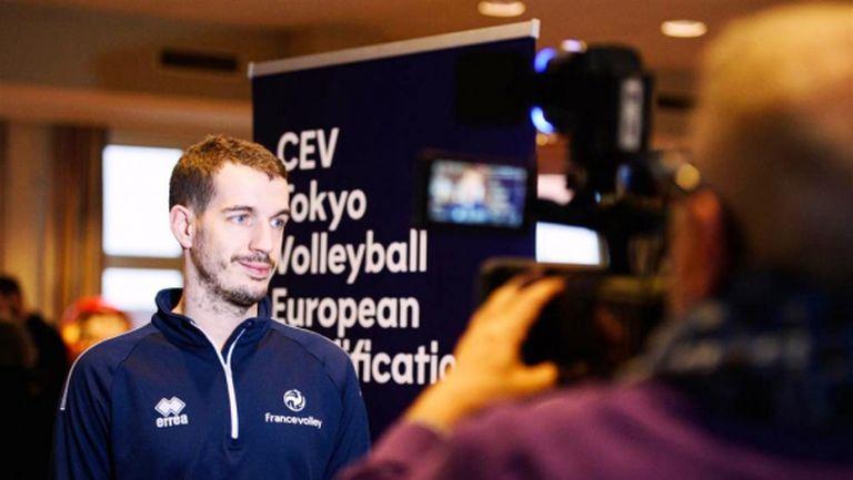 Бенжамен Тонюти: Проблемите в отбора няма да ни спрат