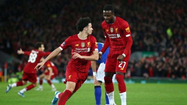 Изключителен гол донесе триумф на резервите и юношите на Ливърпул срещу титулярите на Евертън (видео)
