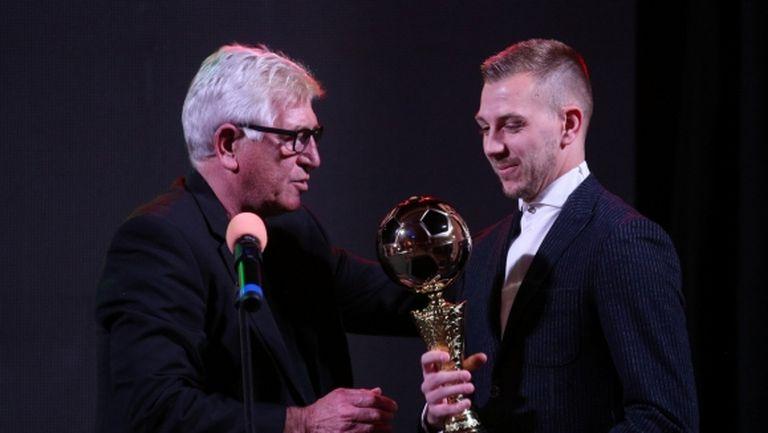 Пламен Илиев е вратар номер 1 за 2019 година (видео)
