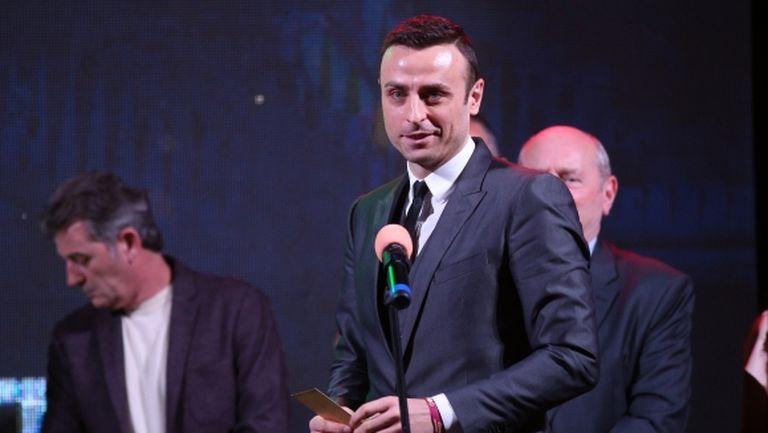 Бербатов: Мисля за доброто на българския футбол