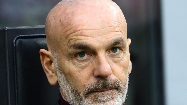 Отборът не е готов да играе със Златан, оправда се треньорът на Милан