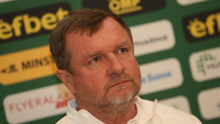 Павел Върба: Заложете 100 лева за Лудогорец срещу Интер