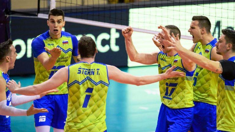 Словения излъга Германия без Гроцер и се класира за полуфиналите в Берлин (видео + снимки)
