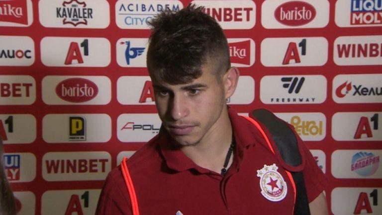 """Любимец на """"червените"""" фенове ще доиграе сезона в Дунав"""