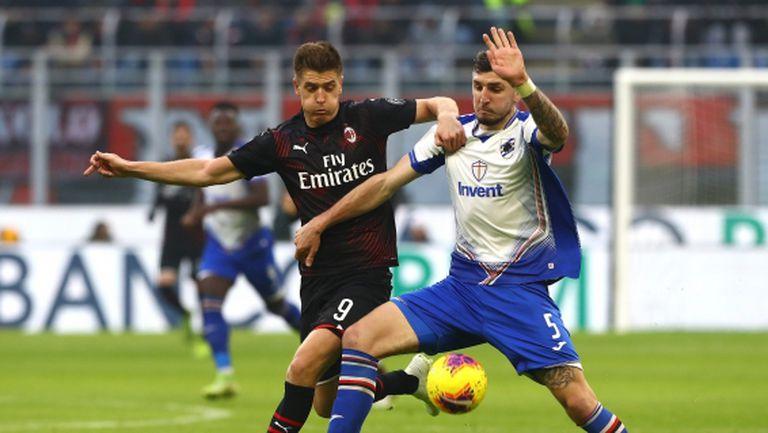 Милан получи оферта от 30 млн. евро от Астън Вила