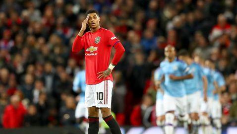 Бивш играч на Сити съжалява Рашфорд, че играе в Юнайтед