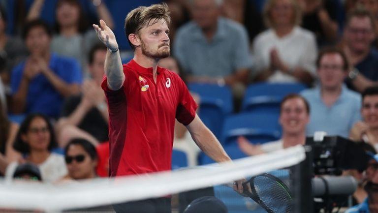 И Белгия е на четвъртфинал на ATP Cup