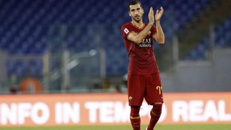Рома без Мхитариян срещу Ювентус