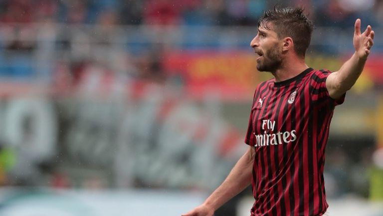Милан сменя Борини с нападател на Интер
