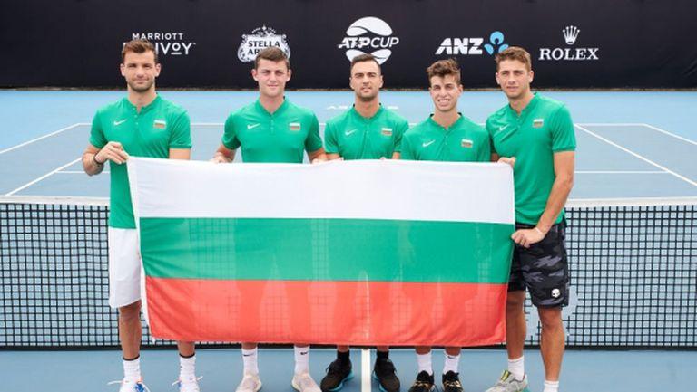 Новина, че БФТ e отказала подкрепа за участието ни на ATP Cup, разгневи централата