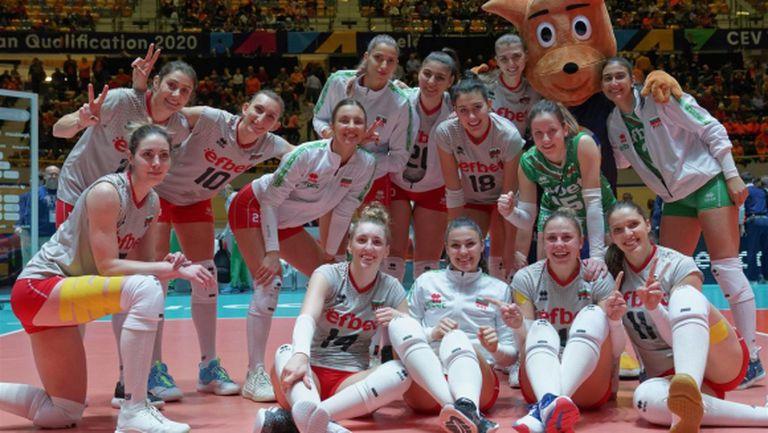 България завърши с победа над Азербайджан в Апелдоорн (видео + снимки)