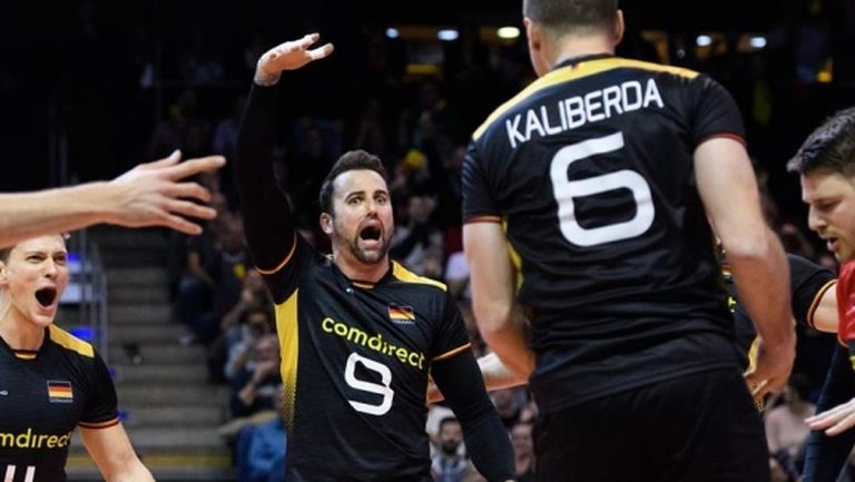 Георг Гроцер: Поставихме под напрежение България! Играхме невероятен волейбол (видео)