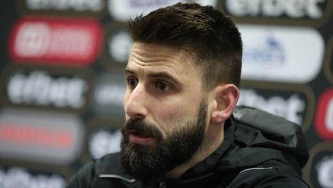 Митко Илиев: Отидох в ЦСКА с мисъл, че съм в най-добрия български отбор, а заварих хаос