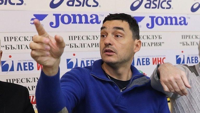 Волейболната легенда Владо Николов: Представянето е невероятно, страхотно