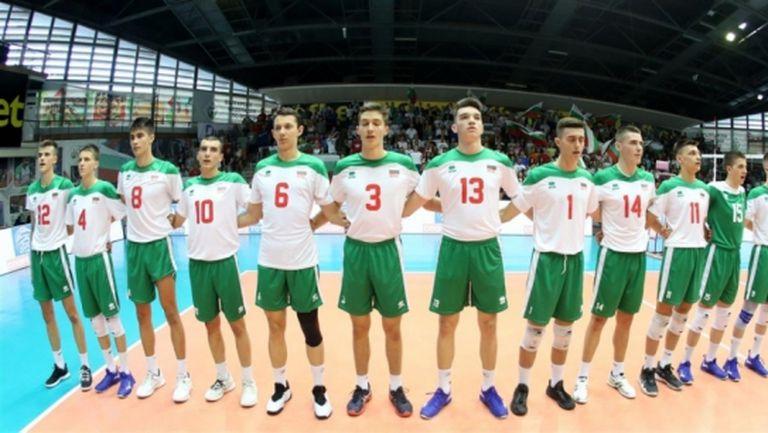 Състав на България U18 за европейската квалификация в София