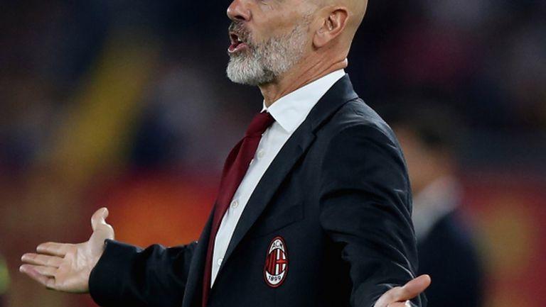 Треньорът на Милан твърдо против раздяла с Пьонтек