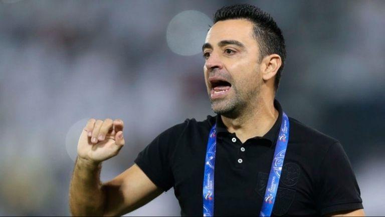 Ал Сад пусна официално изявление за Чави