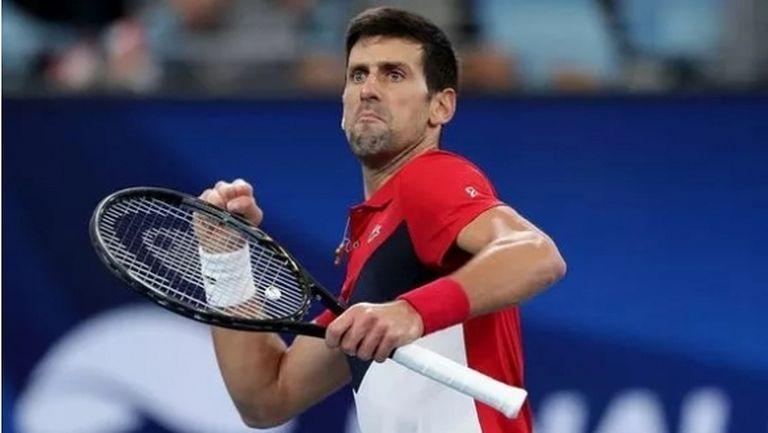 Джокович остава непобеден и изпрати Сърбия на финал за ATP Къп