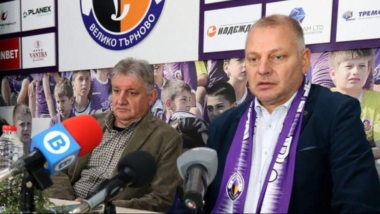 Петко Петков разкри какви са целите пред Етър