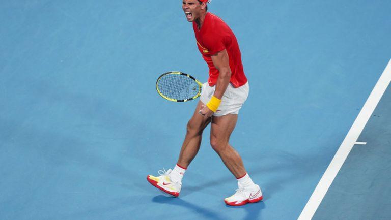 Надал срещу Джокович на финала на ATP Cup