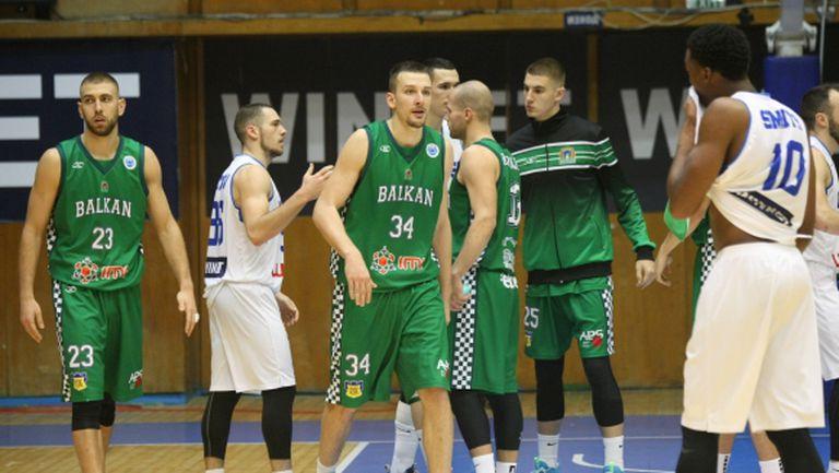 Димитър Димитров: Изиграхме добър двубой