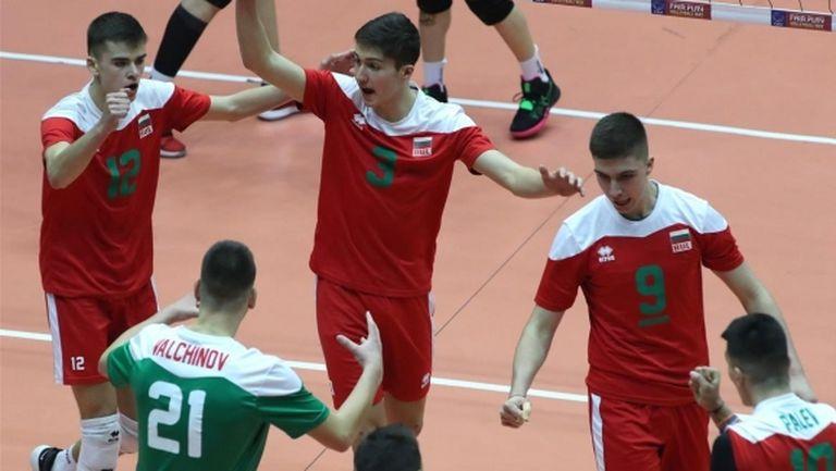 България U18 отстъпи на Турция на евроквалификацията в София (снимки)