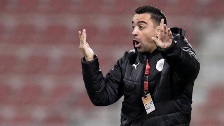 Шеф в Ал Сад потвърди: Чави преговаря с Барселона