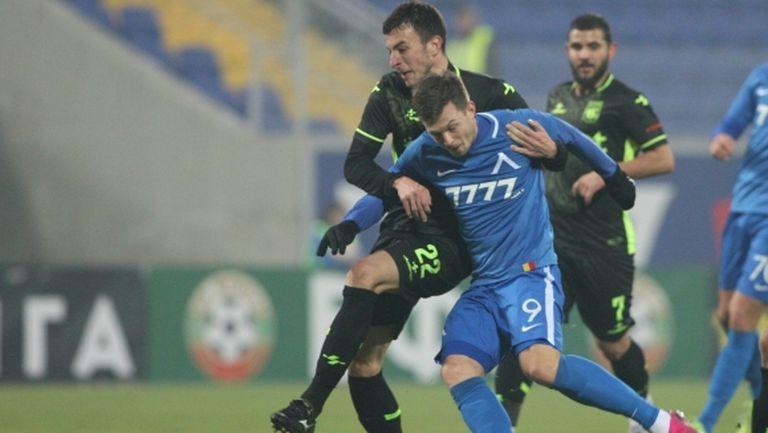 Защитник на Витоша тренира с отбор от Трета лига