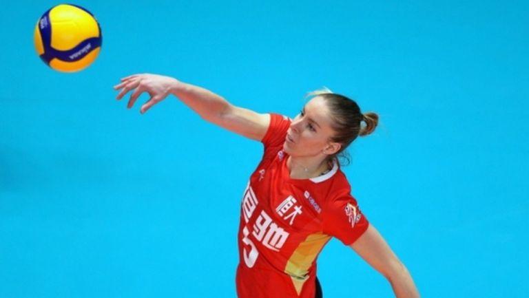 Добриана Рабаджиева с 28 точки, Гуанджоу завърши на 4-и в Китай