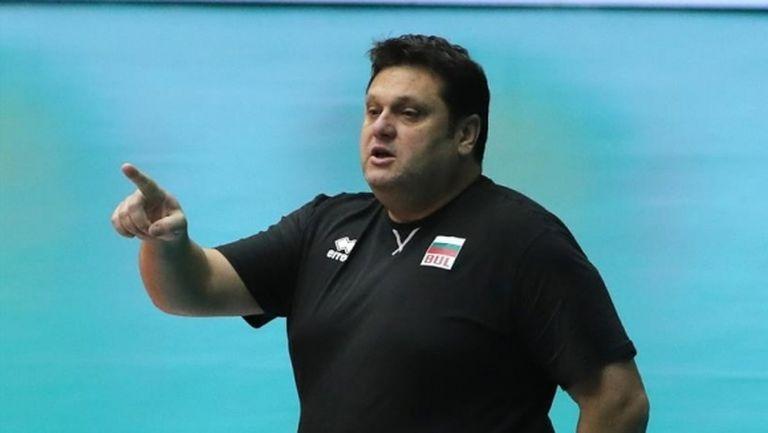Мартин Стоев: България игра много добре! Очаквах да играем на финала (видео)