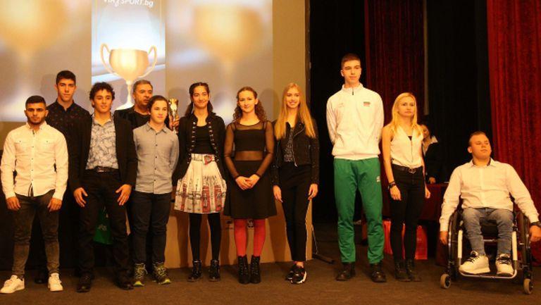 Йосиф Миладинов е най-добър млад спортист за 2019 г., Мартин Стоев и волейболистите до 17 години също са №1