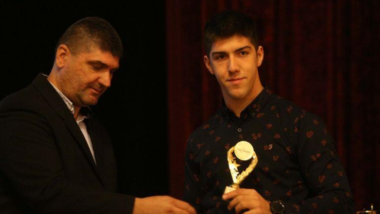 Валентин Андреев: Основната ми цел е медал от СП