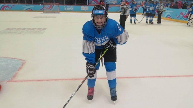 Мария Руневска и хокейнят й тим са лидери в Лозана