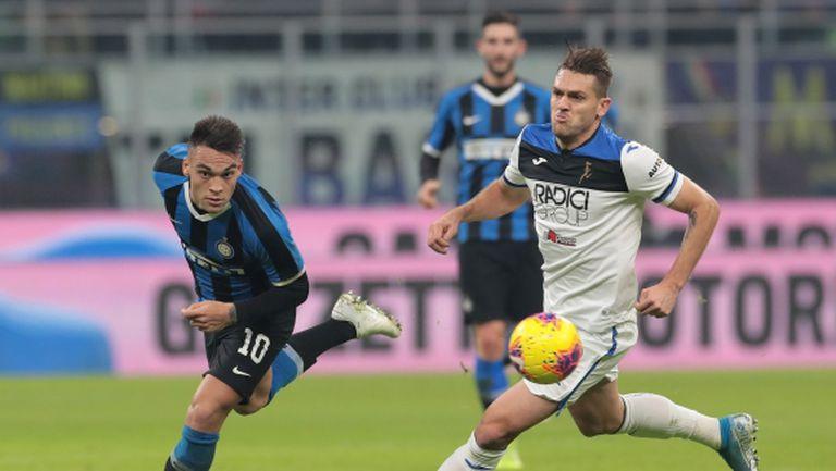 ВАР сгреши в полза на Интер, признаха в Италия