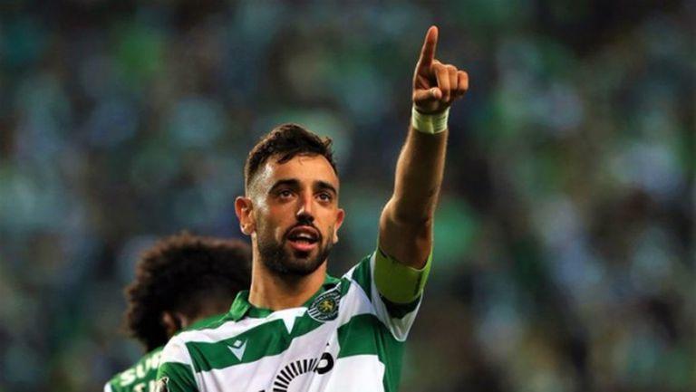 Юнайтед договори Бруно Фернандеш, твърдят в Португалия