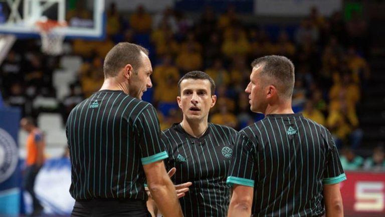 Повериха дербито в Ботевград на най-добрите съдии за 2017 и 2018 г.