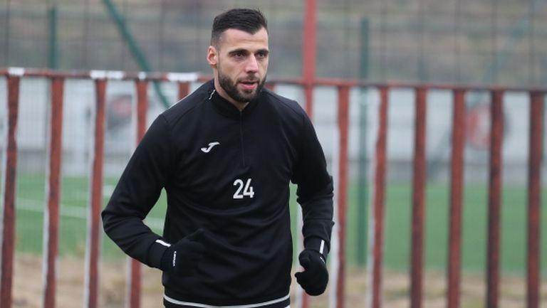 Ивайло Димитров: Славия отново може да играе в Европа