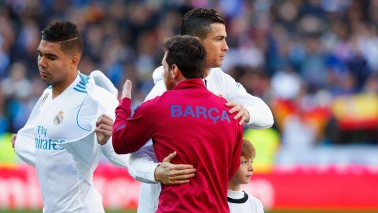 Меси: Моето съперничество с Кристиано ще остане завинаги в историята на футбола