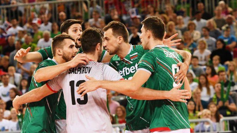 България на квалификации за Евроволей 2021 през лятото