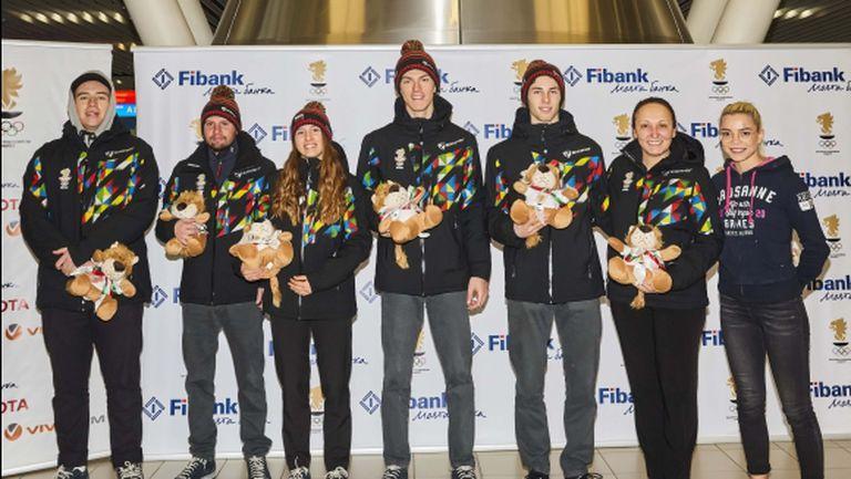 Нова група български олимпийци замина за Младежките игри в Лозана